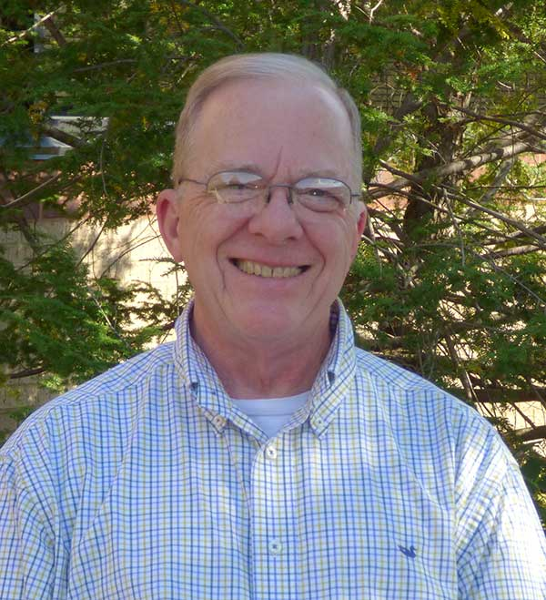 Dr. David Huff –Medical Director of EHCRP